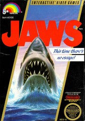 Jaws for NES Game
