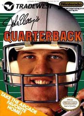 John Elway's Quarterback for NES Game