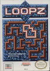 Loopz for NES Game