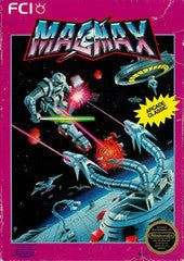 Magmax for NES Game