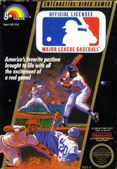 Major League Baseball for NES Game
