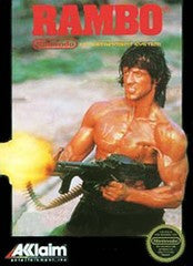 Rambo for NES Game