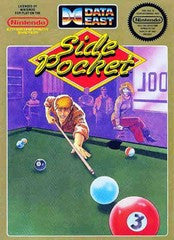 Side Pocket for NES Game