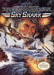 Sky Shark for NES Game