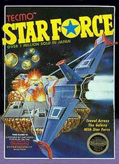 Star Force for NES Game