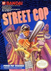 Street Cop for NES Game