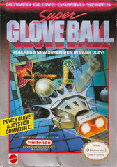 Super Glove Ball for NES Game
