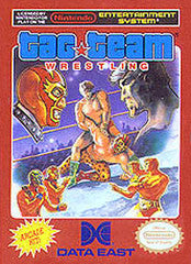 Tag Team Wrestling for NES Game