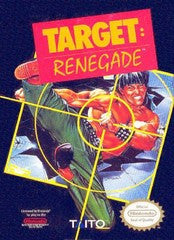 Target Renegade for NES Game