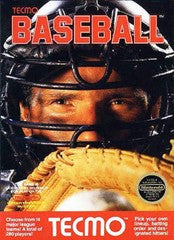 Tecmo Baseball for NES Game