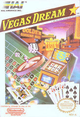 Vegas Dream for NES Game