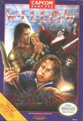 Willow for NES Game