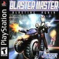 Blaster Master Blasting Again for Playstation Game