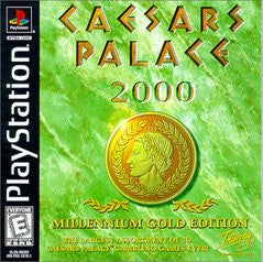 Caesar's Palace 2000 for Playstation Game