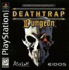 Deathtrap Dungeon for Playstation Game