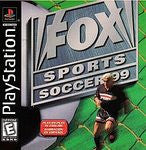 Fox Sports Soccer 99 for Playstation Game
