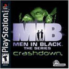 Men in Black the Series Crashdown for Playstation Game