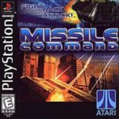 Missile Command for Playstation Game