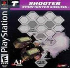 Shooter Starfighter Sanvein for Playstation Game