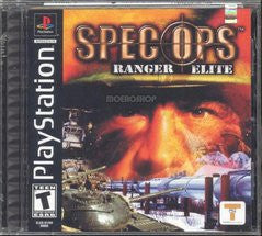 Spec Ops Ranger Elite for Playstation Game