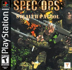 Spec Ops Stealth Patrol for Playstation Game