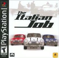 The Italian Job for Playstation Game