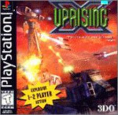 Uprising-X for Playstation Game