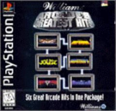 Williams Arcade's Greatest Hits for Playstation Game