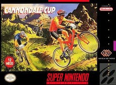 Cannondale Cup for Super Nintendo Game