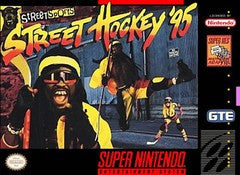 Street Hockey 95 for Super Nintendo Game