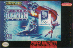 Winter Olympic Games Lillehammer 94 for Super Nintendo Game