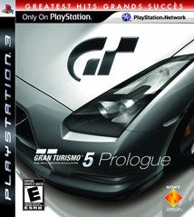Gran Turismo 5 Prologue for Playstation 3 Game
