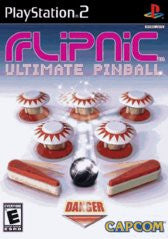 Flipnic Ultimate Pinball for Playstation 2 Game