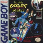 Bill and Ted's Excellent Adventure for GameBoy Game