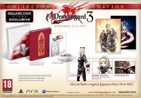 Drakengard 3: Collector's Edition