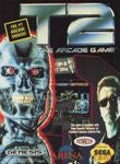 T2 The Arcade Game for Sega Genesis Game
