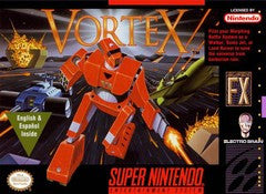 Vortex for Super Nintendo Game