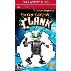 Secret Agent Clank for PSP Game