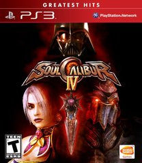 Soul Calibur IV for Playstation 3 Game