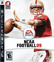 NCAA Football 09 for Playstation 3 Game