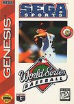 World Series Baseball for Sega Genesis Game
