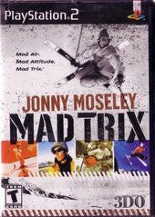 Jonny Moseley Mad Trix for Playstation 2 Game