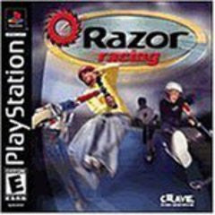 Razor Racing for Playstation Game