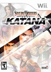 Samurai Warriors Katana