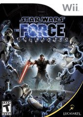 Star Wars The Force Unleashed for Wii Game