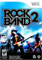 Rock Band 2 (game only) for Wii Game