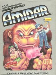 Amidar for Atari 2600 Game