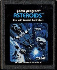 Asteroids for Atari 2600 Game