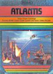 Atlantis for Atari 2600 Game