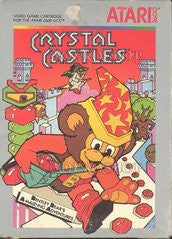 Crystal Castles for Atari 2600 Game